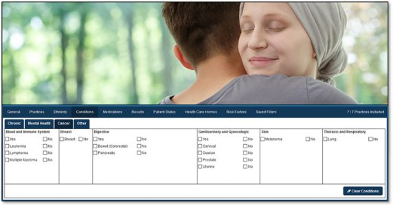 Stand Up to Cancer. New Cancer Report now available in CAT4