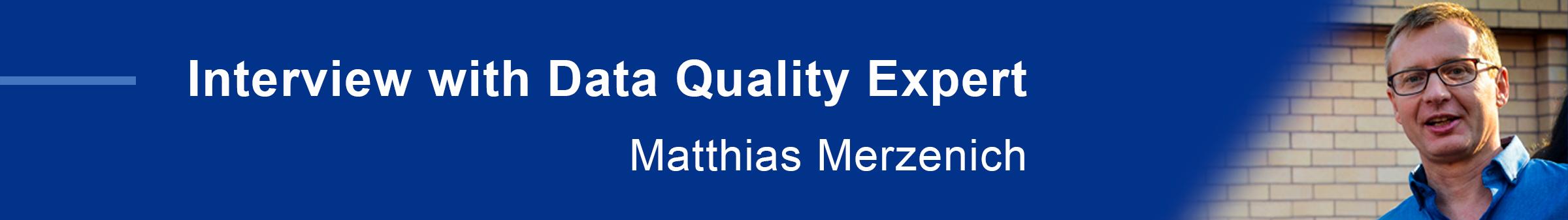 Pen CS Data Quality Expert