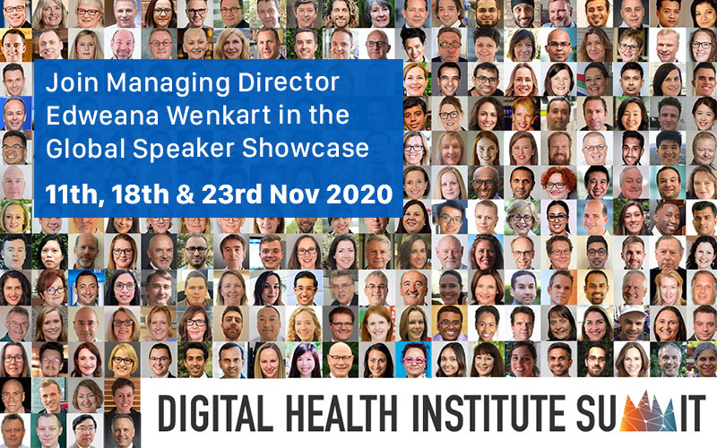Pen CS in Digital Health Institute Summit Global Speaker Showcase